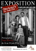 Affiche expo Louvres