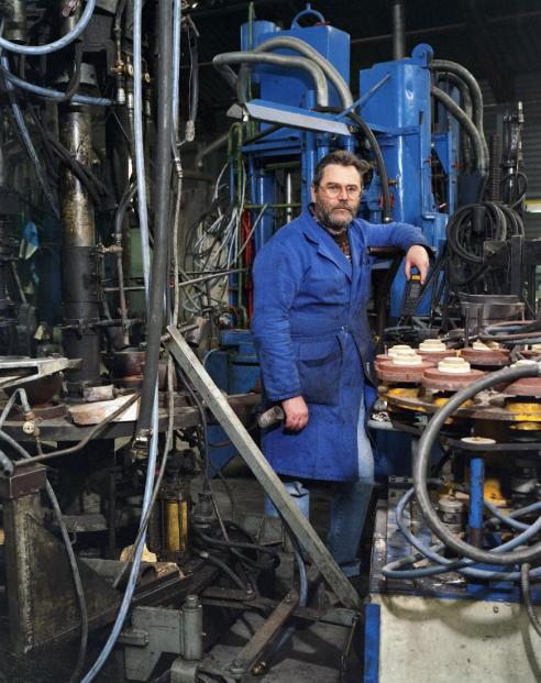Ingénieur Machine