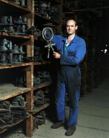 Préparateur De Moule © Hugo Miserey